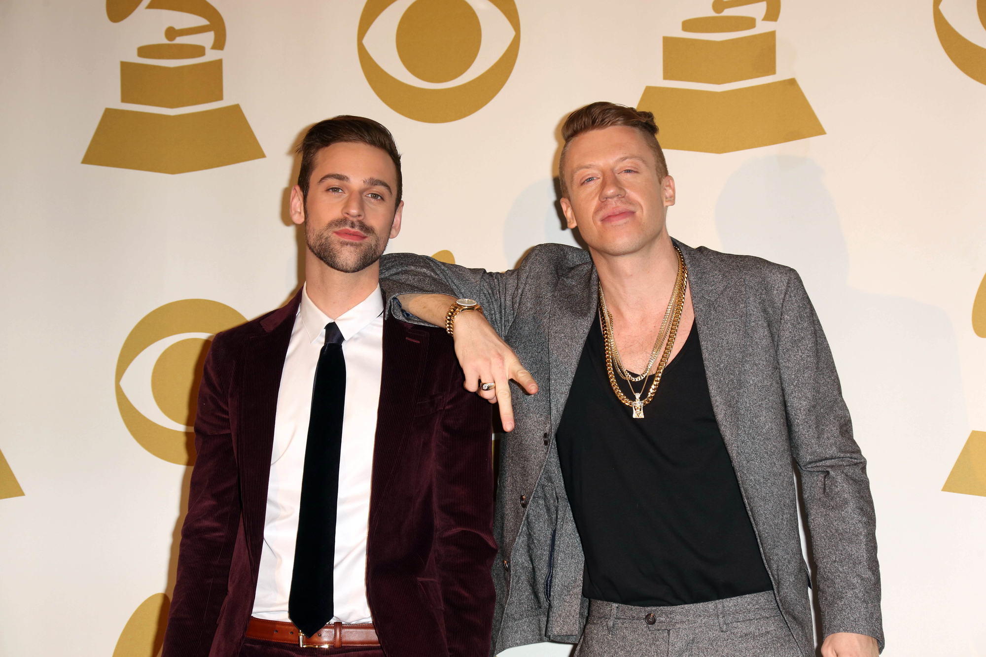 Macklemore & Ryan Lewis lyrics