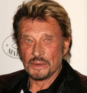 Johnny Hallyday lyrics